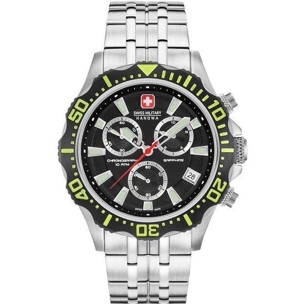 SWISS MILITARY HANOWA PATROL CHRONO - zegarek męski