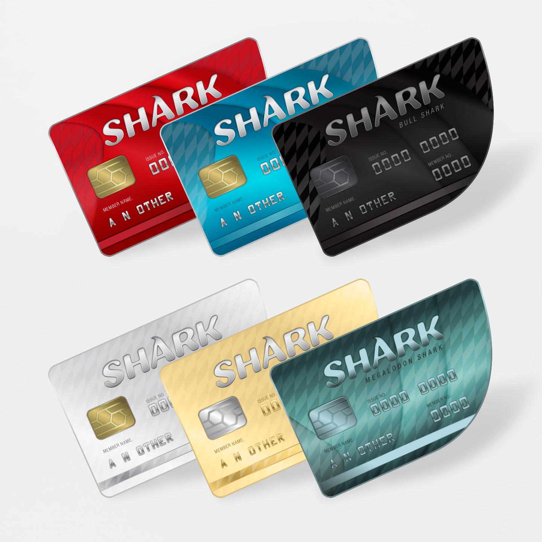 GTAV+Karty shark GTA Online Przecena!