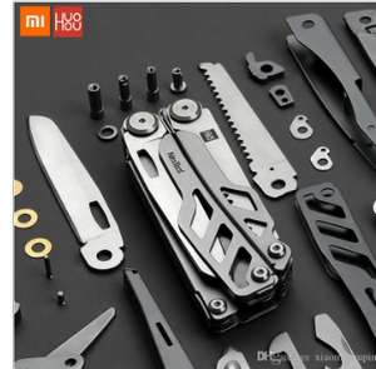 Xiaomi HUOHOU Nextool Multitool 15w1 za $14.99 / ~62zł