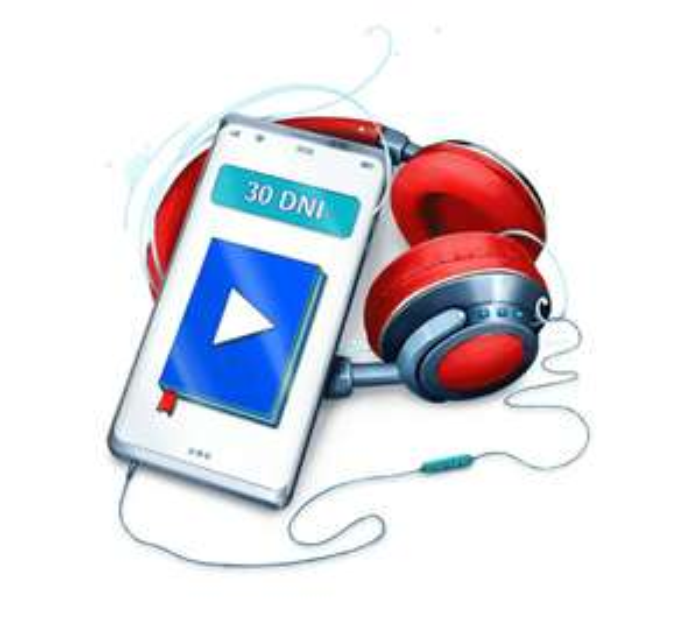 30 dni dostępu do Audioteki dla klientów banku PKO BP