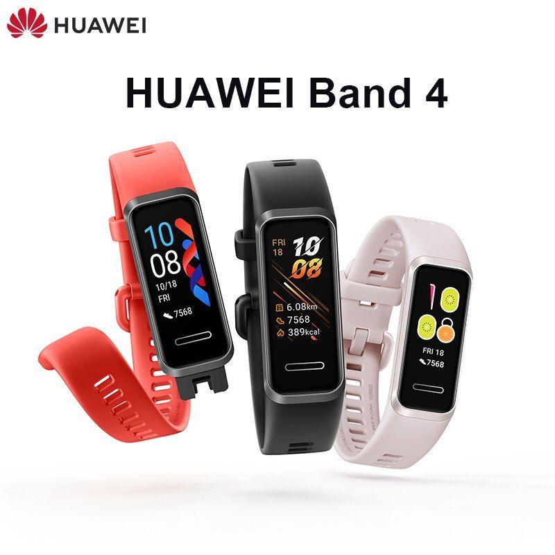 Huawei Band 4 Czarny