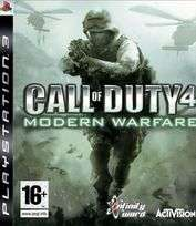 Call Of Duty 4: Modern Warfare  (PS3) @ EMPIK