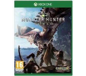 Monster Hunter: World Xbox One w RTVeuroAGD i OleOle