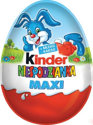 Kinder Niespodzianka Maxi - 5.99zł - Lidl