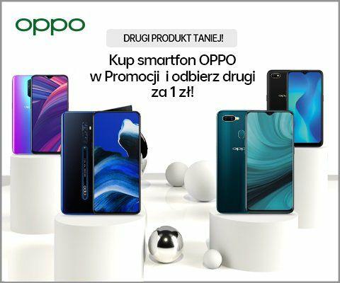 Oppo Reno 2 + drugi smartfon Oppo za 1 zł