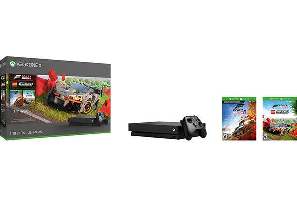 Xbox one X 1TB + Forza Horizon 4