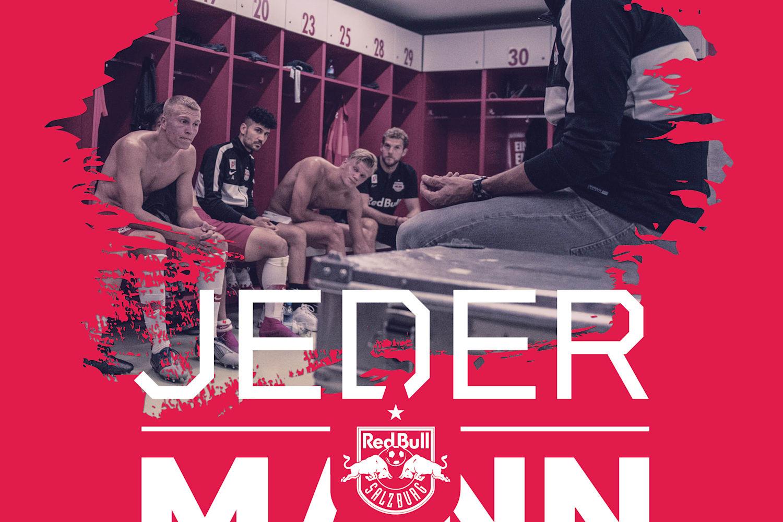 JEDER.MANN - This is Salzburg - serial dokumentalny o piłkarskim klubie FC Redbull Salzburg (angielkie napisy)