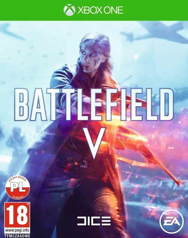 Battlefield V Xbox One (kod aktywacyjny)