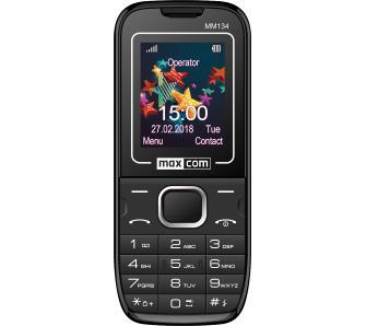 Telefon komórkowy Maxcom MM134, o.os. 0zł