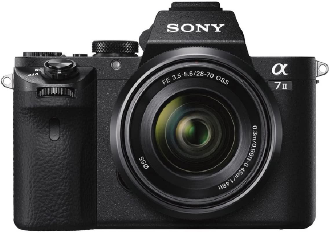 Sony A7 II + obiektyw 28-70 mm w dobrej cenie z Amazon.de