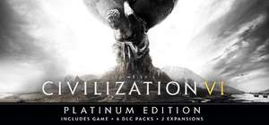 SID MEIER'S CIVILIZATION VI : PLATINUM EDITION ZESTAW