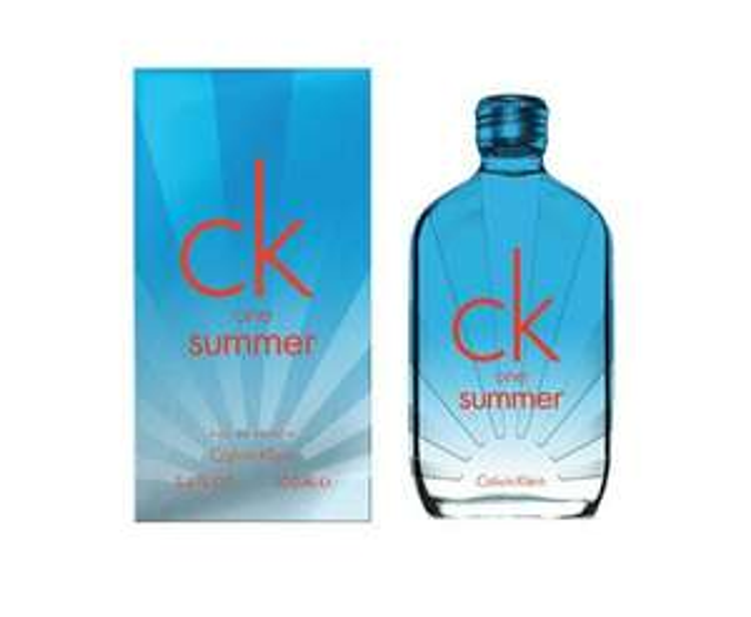 Calvin Klein one summer 2017 perfumy 100ml Rossmann