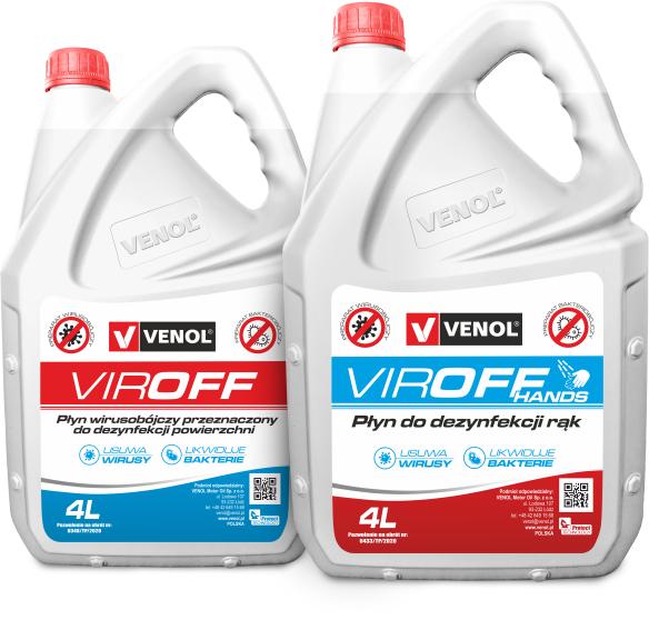 Biedronka: płyn do dezynfekcji 4 litry za 80 zł (20 zł/litr)