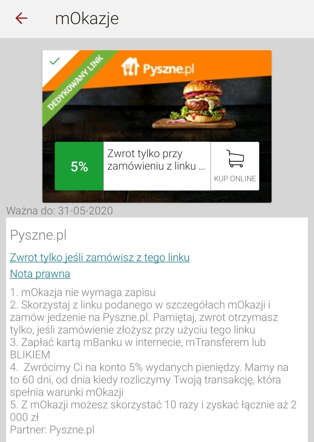 mOkazje i pyszne.pl