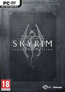 The Elder Scrolls V 5: Skyrim Legendary Edition (klucz steam)