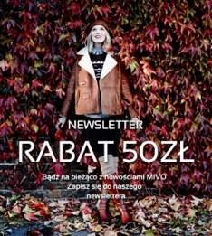 Rabat 50zł na pierwsze zakupy @ Mivo