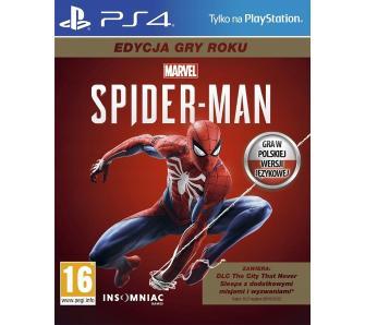 Marvel's Spider-Man - Edycja GOTY PS4 w oleole.pl