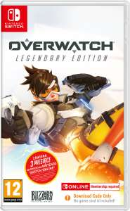 Overwatch Legendary Edition pudełkowa na Nintendo Switch za 99.99 zł