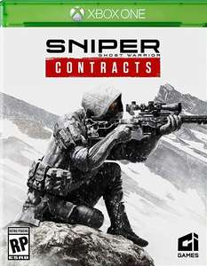 Sniper Ghost Warrior Contracts (Xbox One) VPN