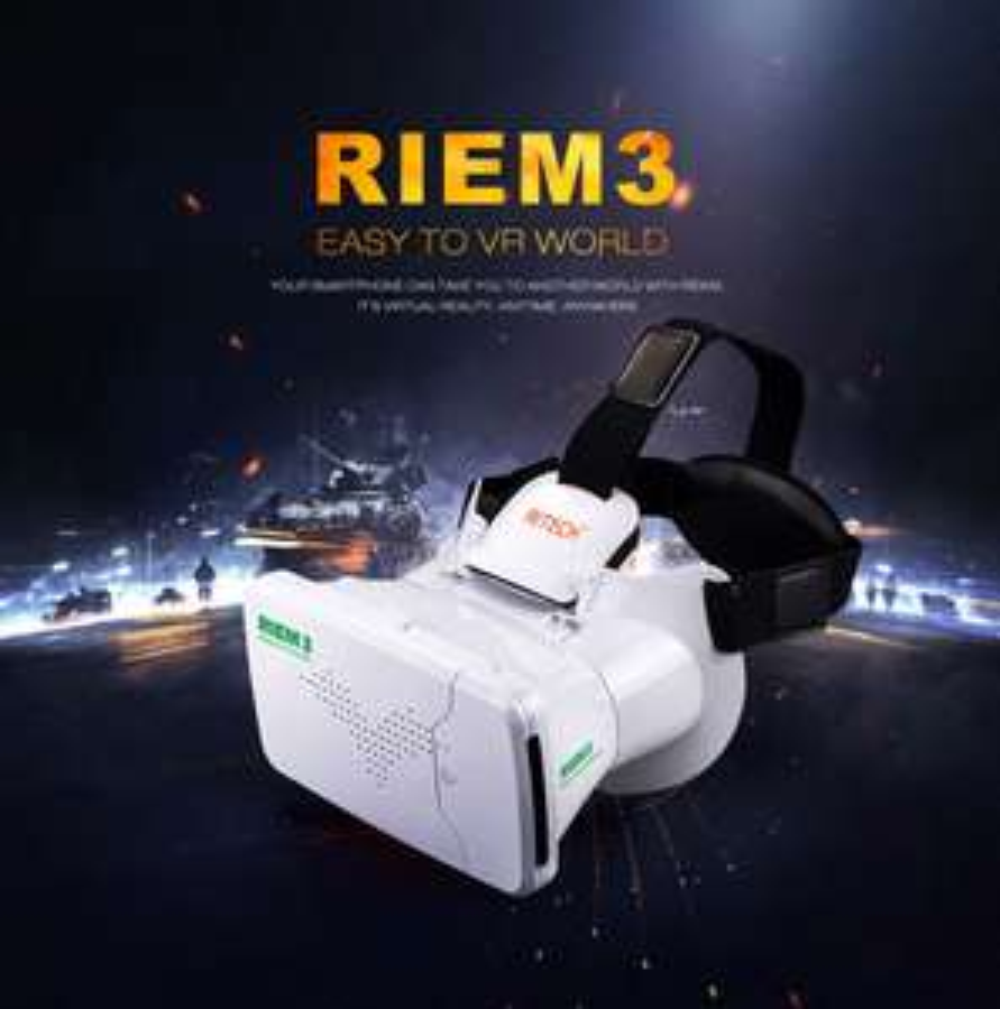 Promocja na gogle VR 3D marki RITECH