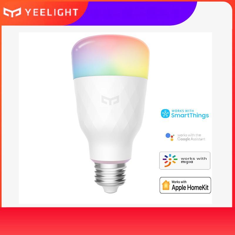 Żarówka Xiaomi Mijia Yeelight 1S YLDP13YL (e27, 8.5W, 800 lumenów) @ DHgate