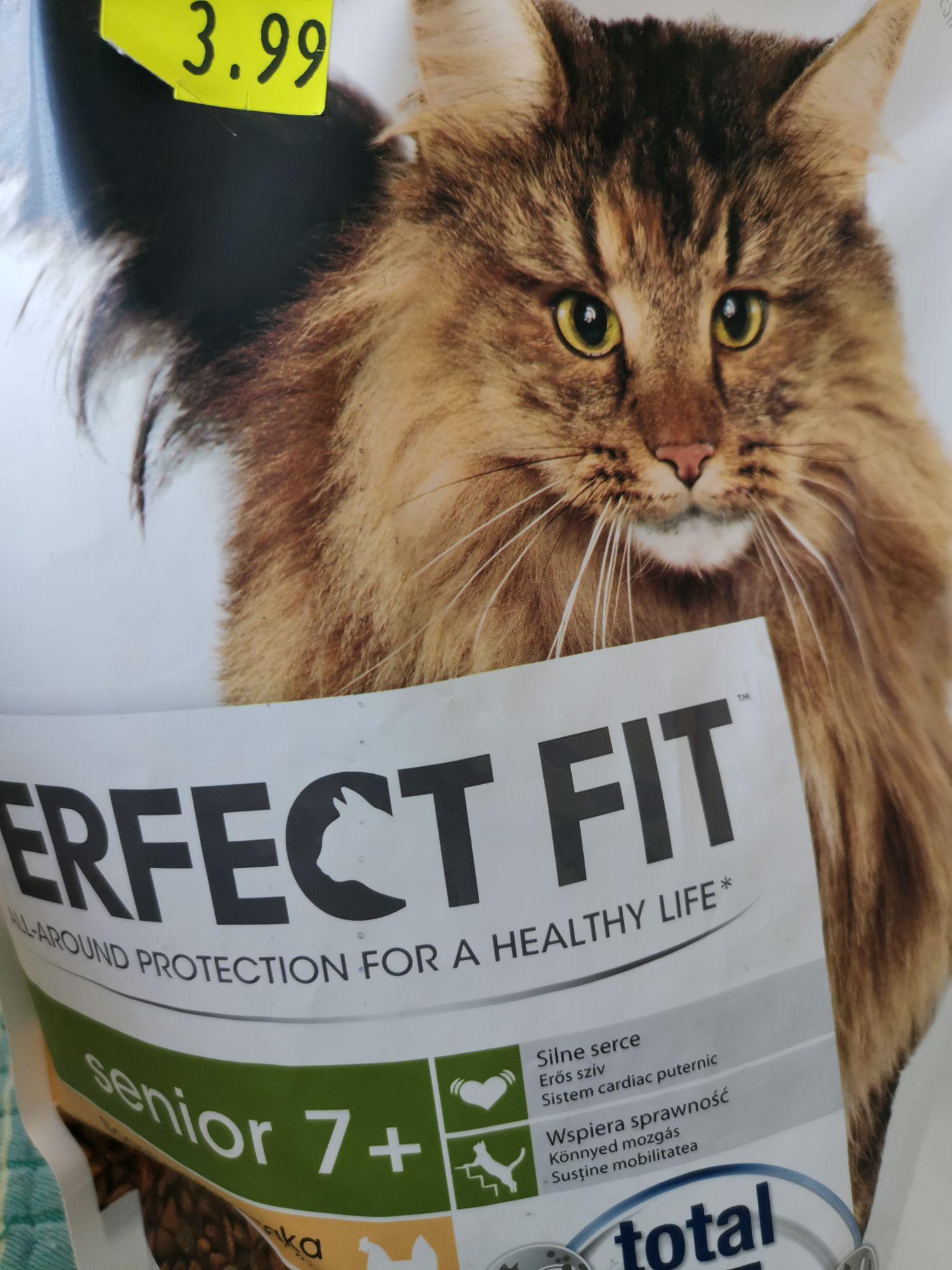 Karma dla kotów, perfect Fit senior 7+ i inne PHILIPS HC 3510/15