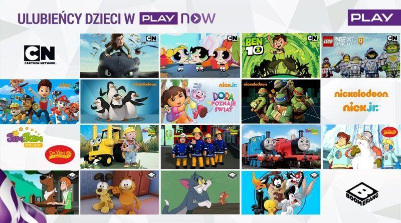 Przedłużone otwarte okno na pakiet Kids w Play Now