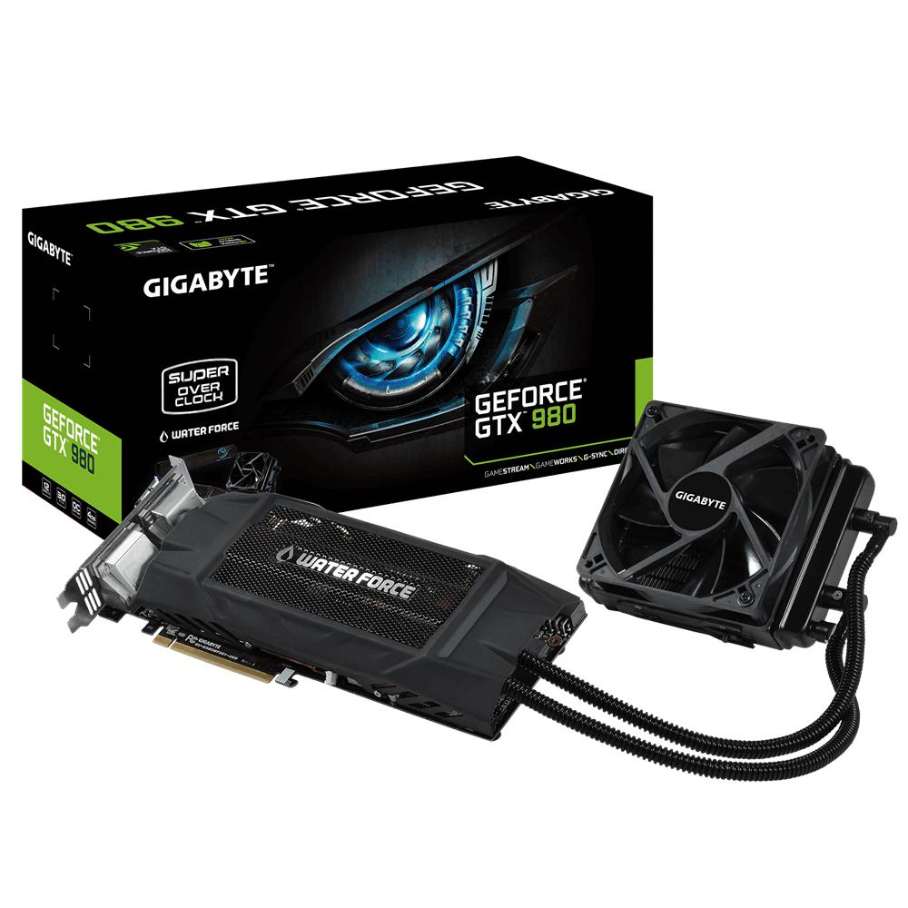 Karta graficzna Gigabyte GeForce GTX 980 Waterforce 4GB DDR5 @ zadowolenie.pl