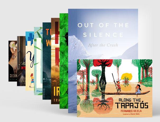 9 darmowych ebooków z Amazon Kindle - Read The World edycja 2020
