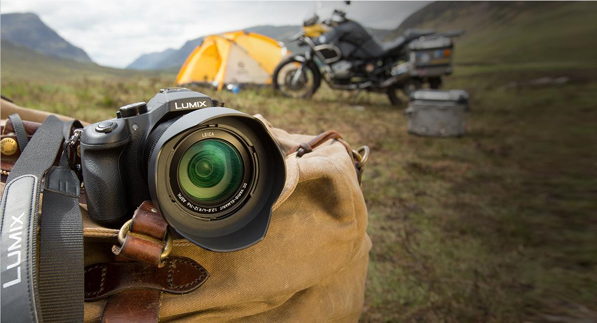 """Panasonic Lumix Fz1000 Mega zoom z dużą matrycą 1"""""""