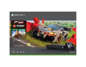 Xbox One X 1TB + Forza Horizon 4 LEGO Speed Champions