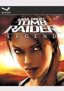 Tomb Raider Legend @ Square-Enix store