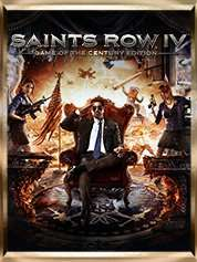 Saints Row IV: Game of The Century Edition @ Green Man Gaming store