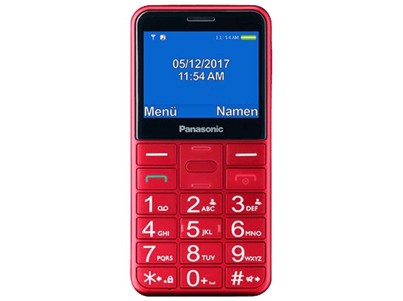 Telefon dla seniora Panasonic KX-TU150
