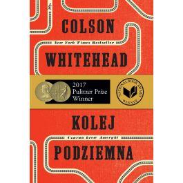 eBook Kolej podziemna - Colson Whitehead