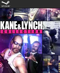Kane and Lynch Collection @ Square Enix Store