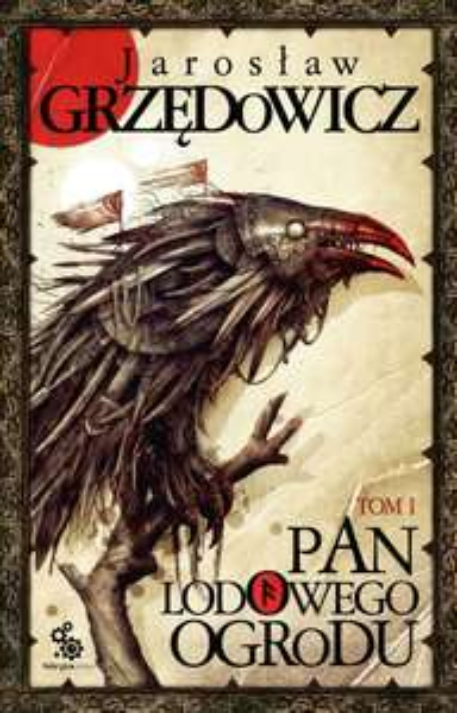 Ebook Pan Lodowego Ogrodu. Tom 1.