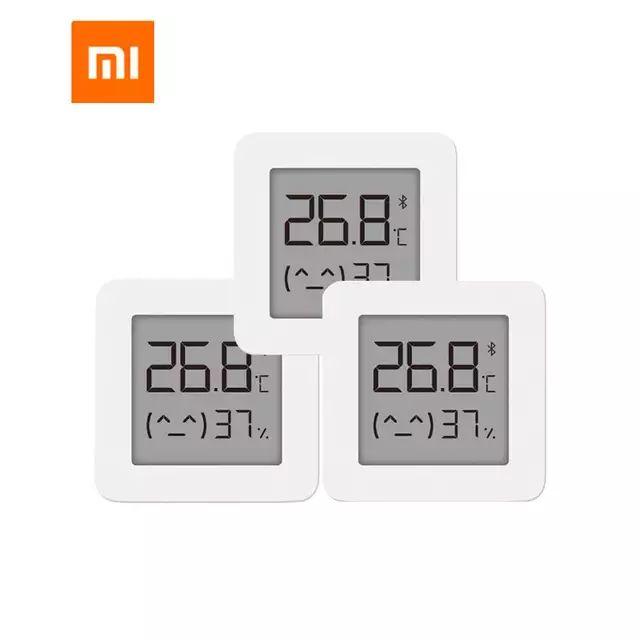 Xiaomi Mijia termometr bluetooth 2 - 14.05USD za 3szt