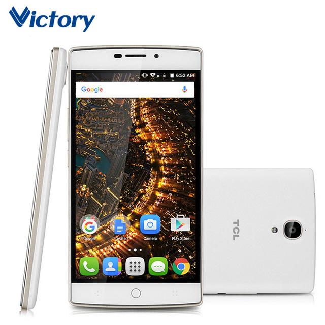 "TCL P561U Android 5.1 4x1.0GHz MTK6735P 2G RAM 16G ROM 5.5"" HD 4G LTE"