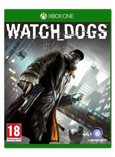 WATCH DOGS PL XBOX ONE