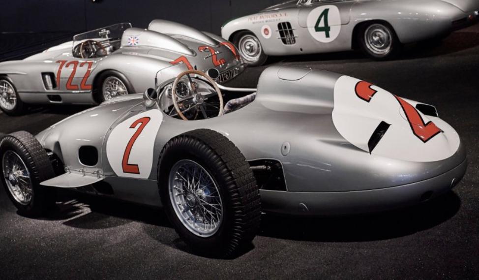 Wirtualne spacery po muzeach samochodowych, linki w opisie (Mercedes / Lamborghini / Honda / Mazda itp itd)