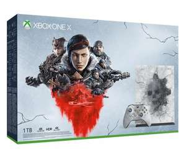 Microsoft Xbox One X 1TB Limited Ed. + GoW 5 x-kom