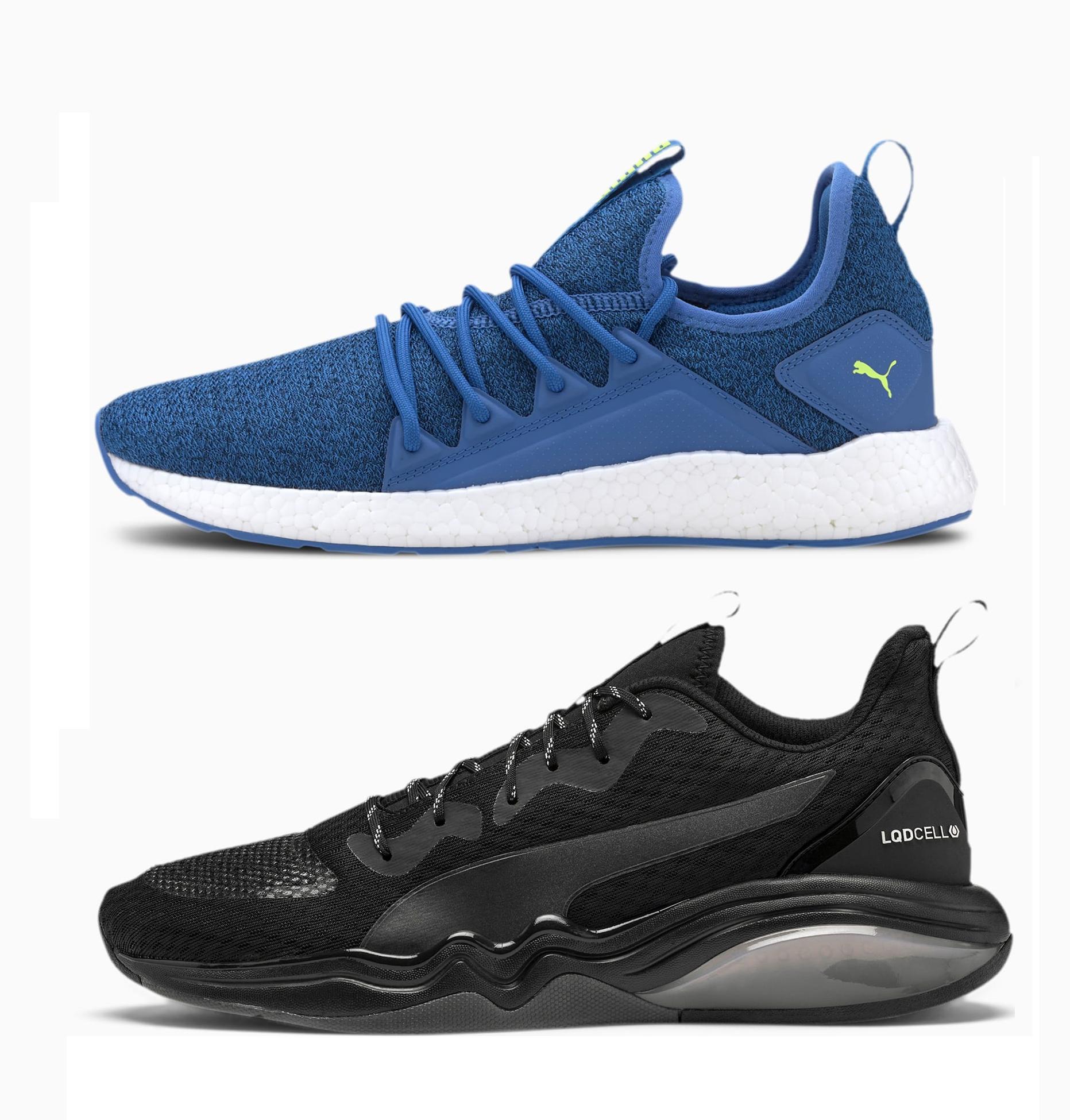 Buty Puma - zestawienie sportowych modeli