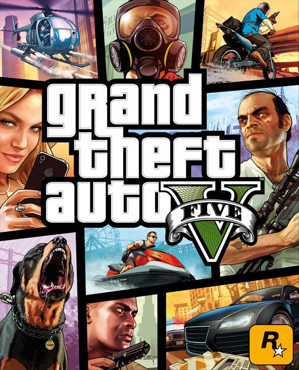 Grand Theft Auto V: Premium Online Edition PC