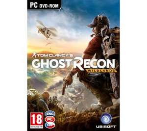Tom Clancy's Ghost Recon Wildlands na PC w RTV EURO AGD