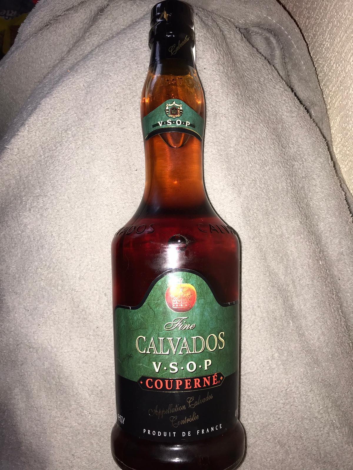 Calvados 0,7l - dobra cena w Aldi Czerwionka-Leszczyny