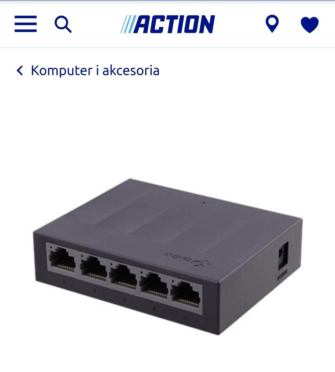 Switch TP-Link LS 1005G