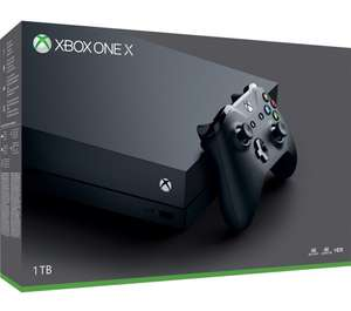 Konsola Xbox One X 1TB + Forza Horizon 4 LEGO
