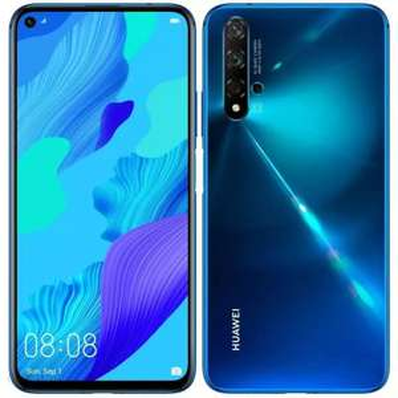 Huawei Nova 5T 6/128 Crush Blue ( bliźniaczy Honor 20)