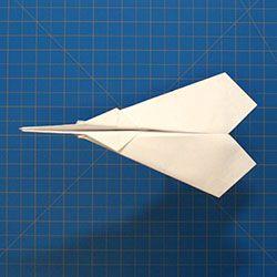 44 Samoloty z papieru ( filmy z pełnym opisem na YouTube ) do wykonania w domu